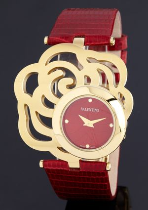 Valentino watch.  Suddenly I don't like my Invicta as much.