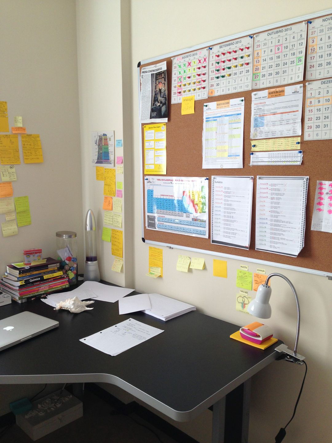 how to organise study at med school