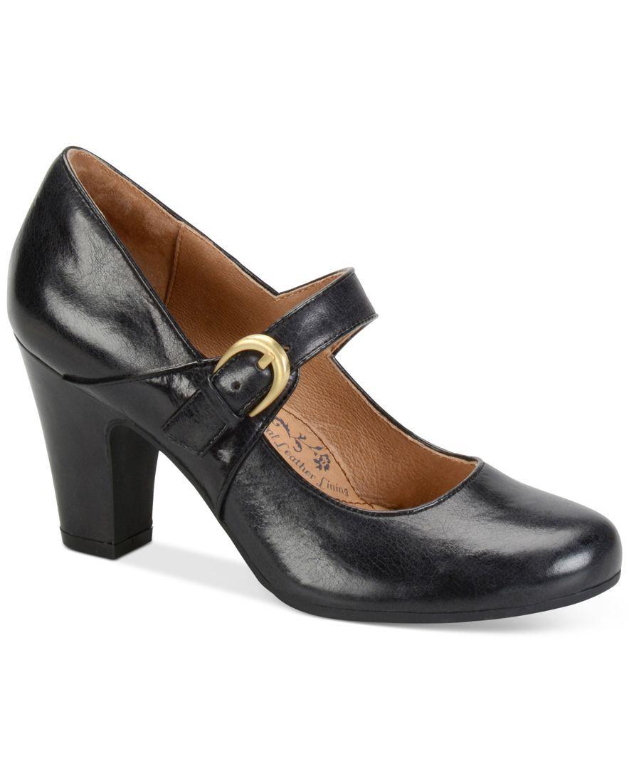 Sofft Miranda Mary Jane Pumps - Pumps - Shoes - Macy's ...