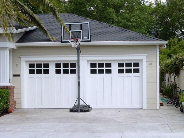 Vignette Design Garage Door