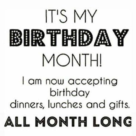 It S My Birthday An Ill Cry If I Want Too Birthday Quotes Funny For Her Birthday Quotes For Me Birthday Quotes Funny