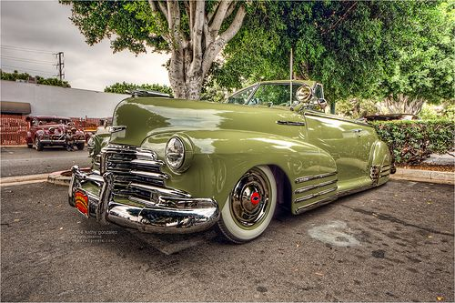 1948 chevrolet fleetmaster convertible #chevy #classiccars