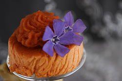 Spuitbare gelei van wortel