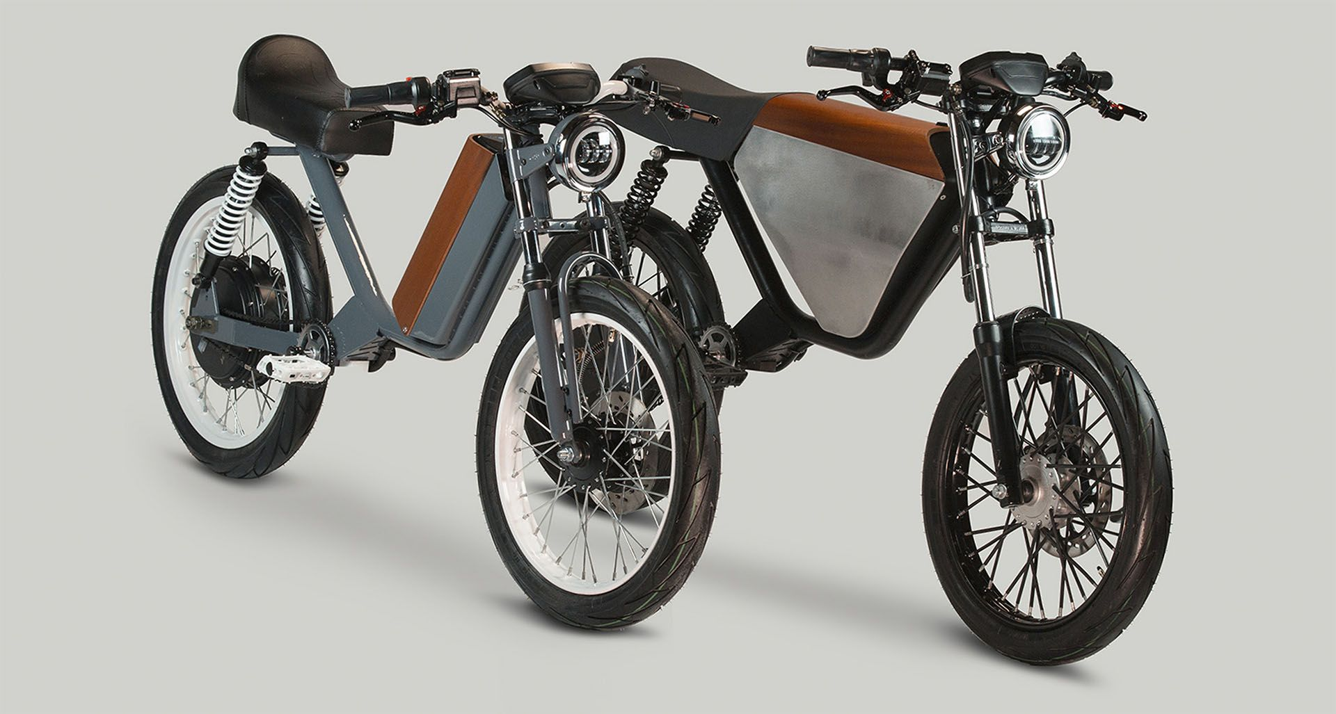 Rcr 72v Electric Moped