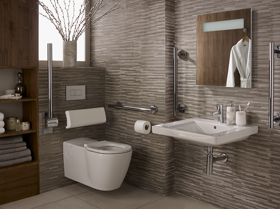Accessible Bathroom Designs Freedom For Inclusive Design As Ideal Standard Launches New Dda