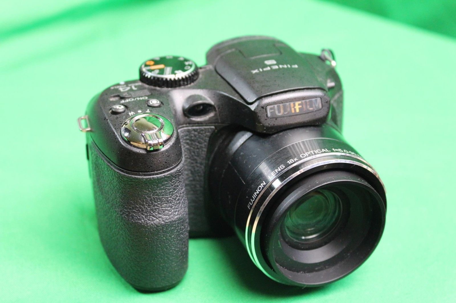 Working Of Digital Cameras Fujifilm Finepix S Series S2940 140mp Camera Black Tested