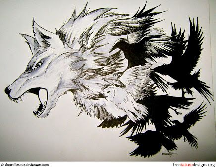 Japanese Wolf Tattoo Google Search With Images Wolf Tattoos Tribal Wolf Tattoo Wolf Tattoo Design