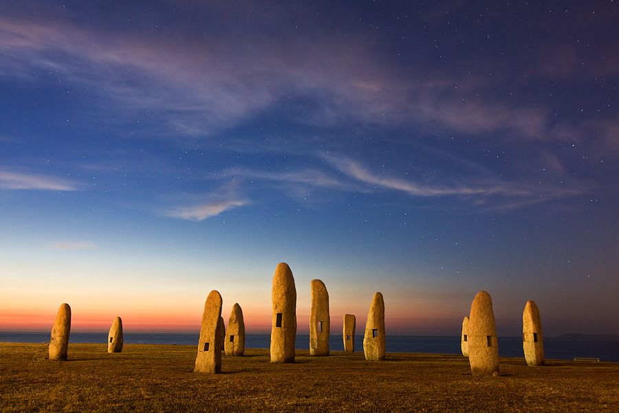 Manolo Paz S Menhirs Places In Europe Ancient Civilizations