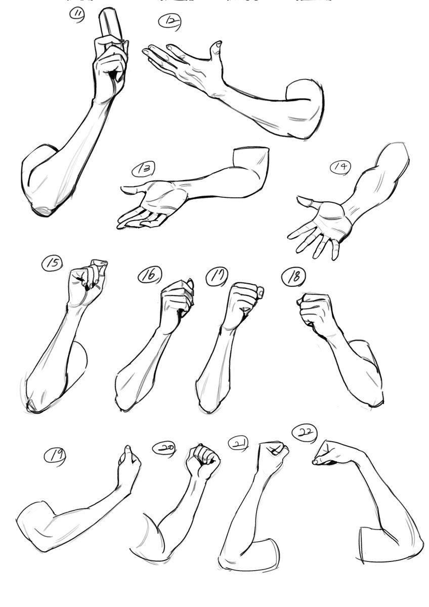 Vstroennoe Howtodrawanime How To Draw Anime Hand Drawing Reference Hand Reference Drawing Reference