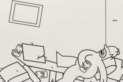 Homer Simpson e il fai-da-te IKEA #TheSimpsons #IKEA