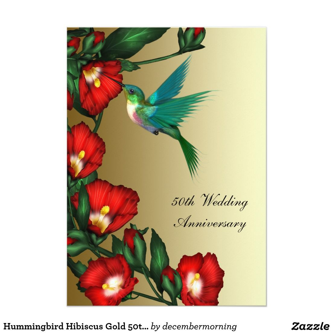 hummingbird 50th anniversary