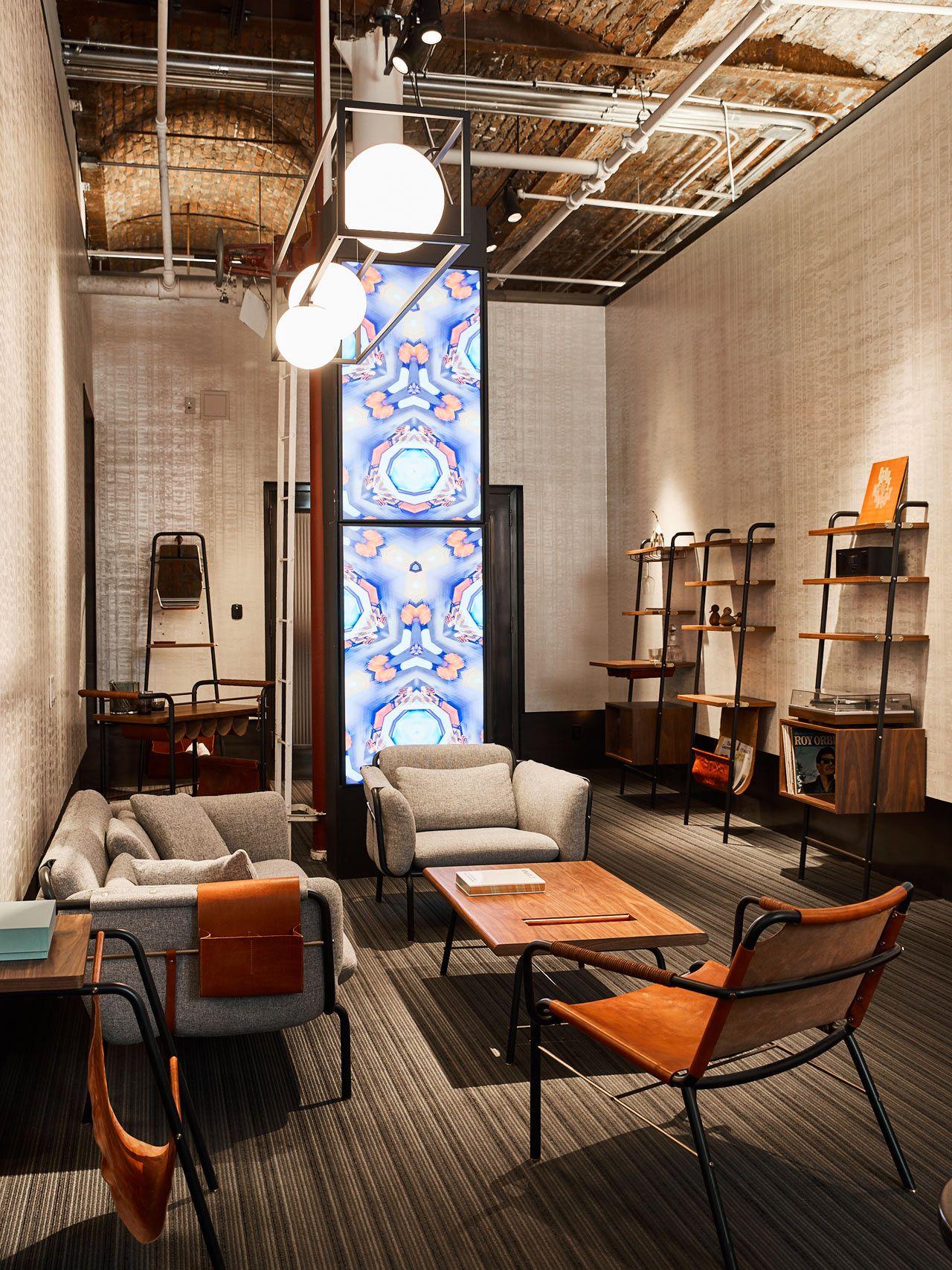 Where I Work: Greg Keffer of Rockwell Group | Interior ...