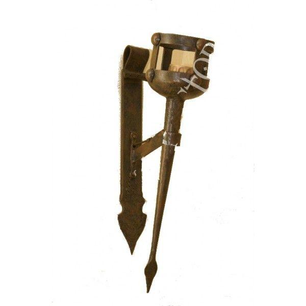Medieval torch google lighting ideas pinterest medieval torch google iron walltorcheslighting audiocablefo Light database
