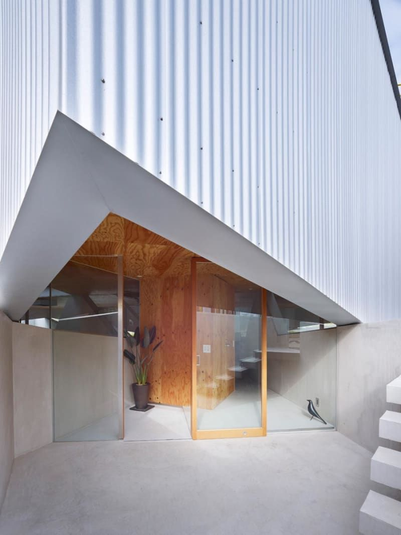 suppose design office toshiyuki. Suppose Design Office, Toshiyuki Yano · House In Saka Office