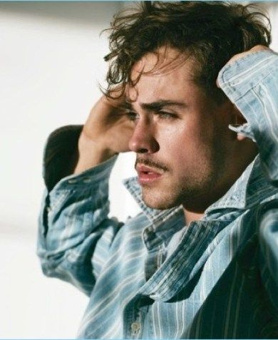 Dacre Montgomery Appears in Essential Homme, Talks Remaining Private