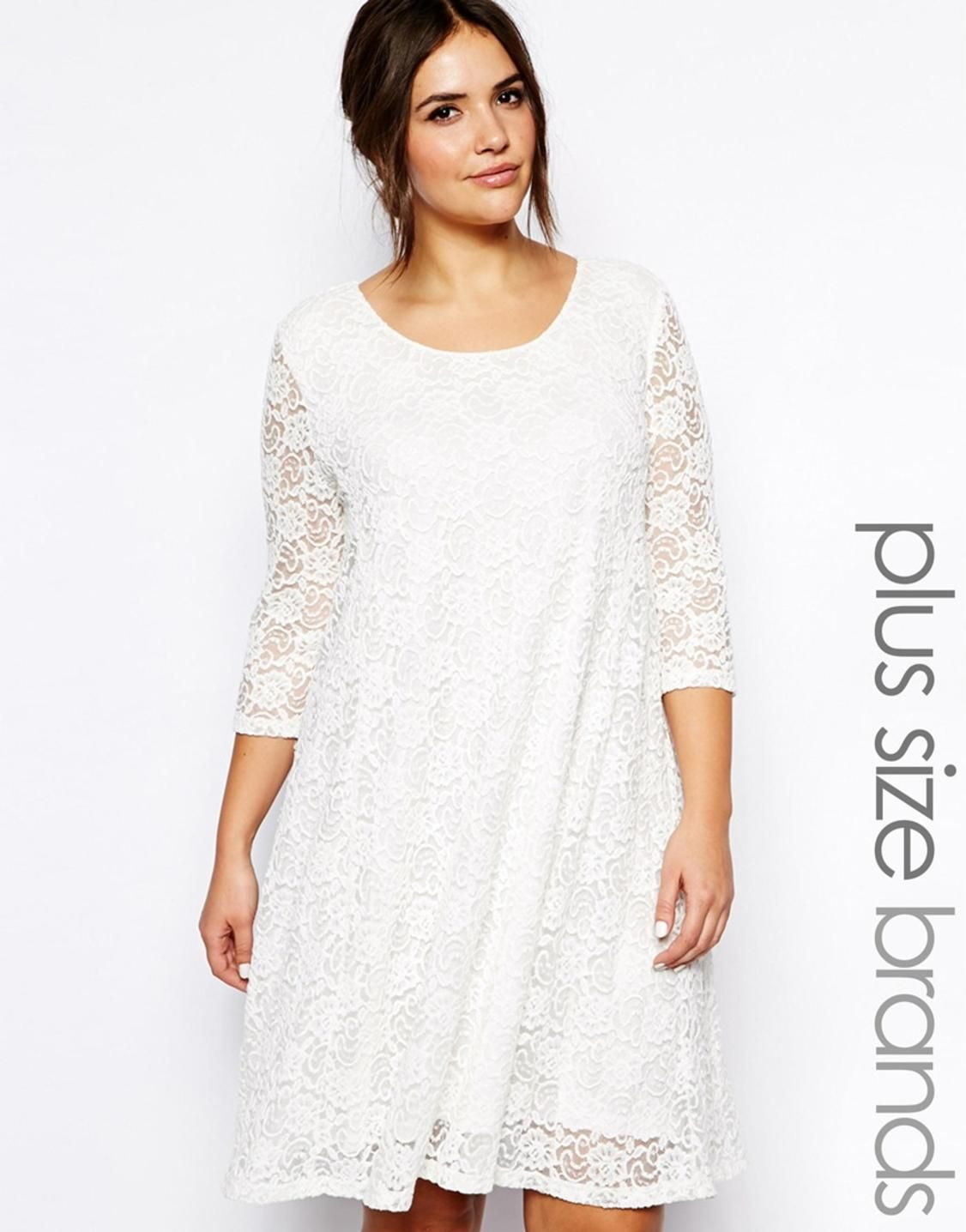 truly you lace skater dress http://picvpic/women-dresses
