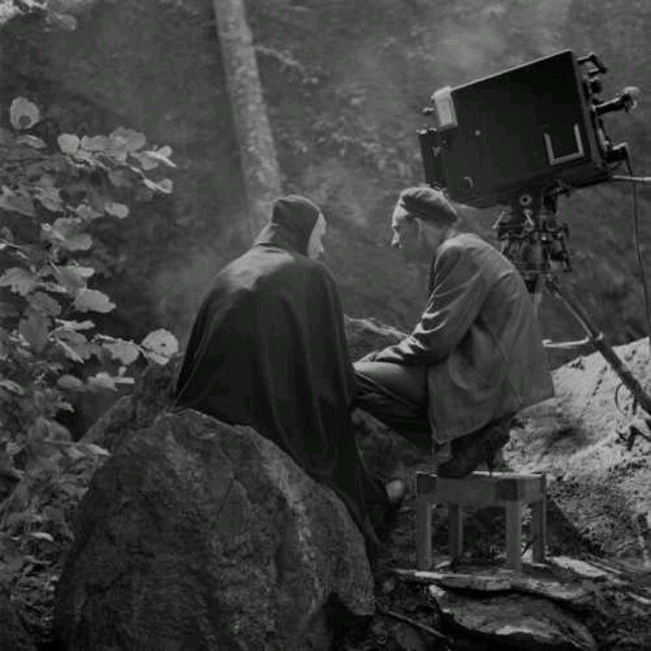 Behind the scenes of the seventh seal