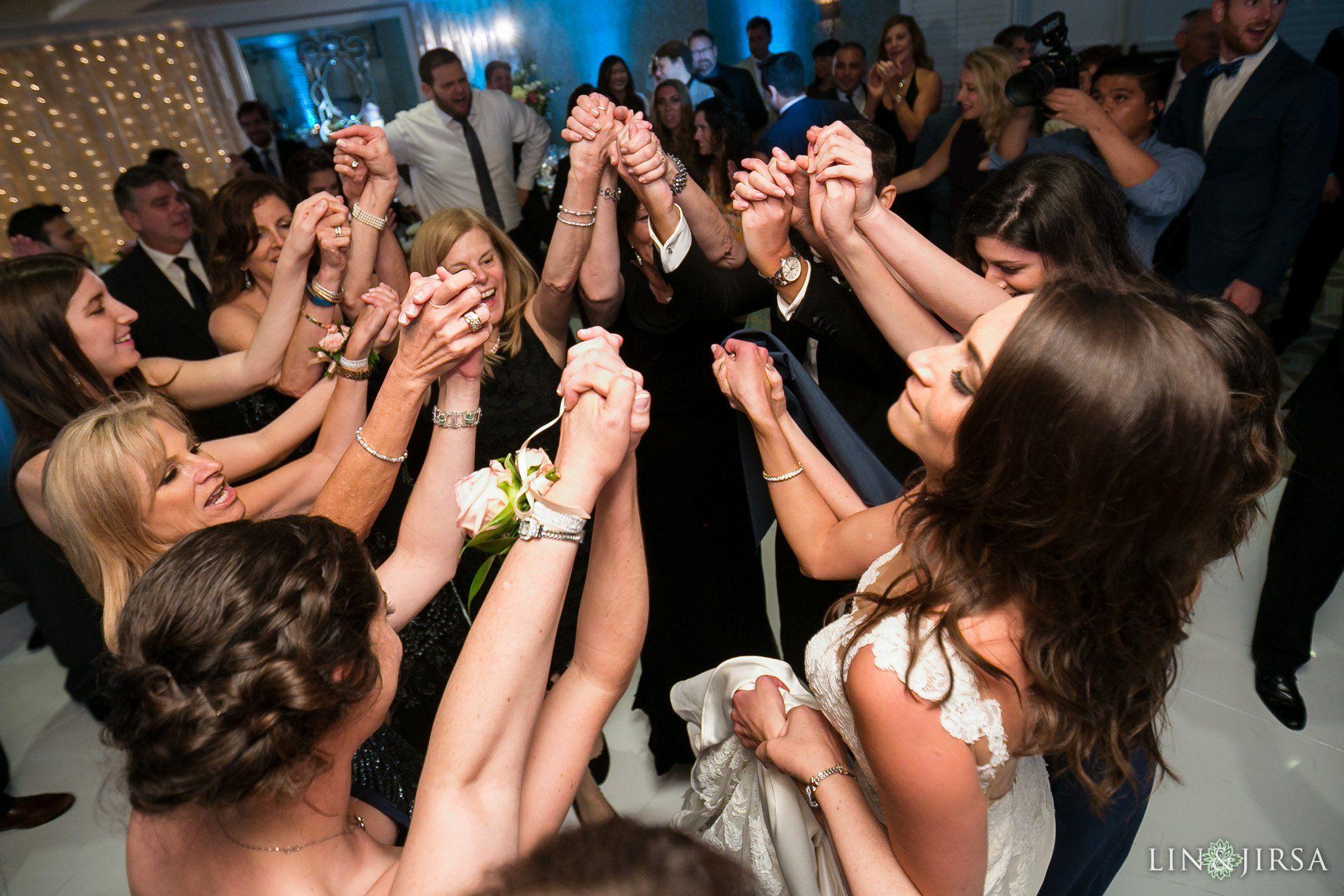 08 Jewish Wedding Photography Hora Dance