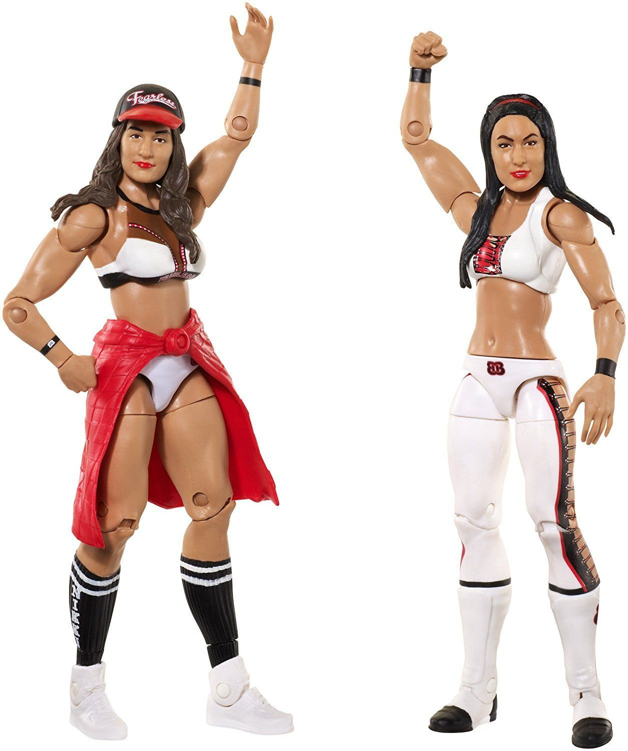 WWE Nikki Bella & Brie Bella Action Figure (2 Pack) | Products ...