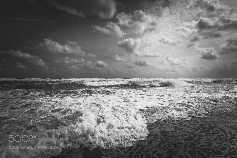 Popular on 500px : ocean: peaceful yet powerful by davidgrachek