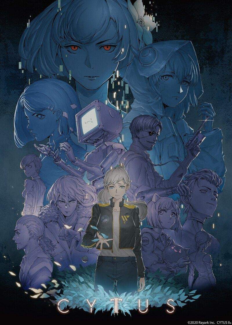 Artstation Cytus2 3 0 Ching Yeh In Anime Wallpaper Live Concept Art Characters Anime Wallpaper