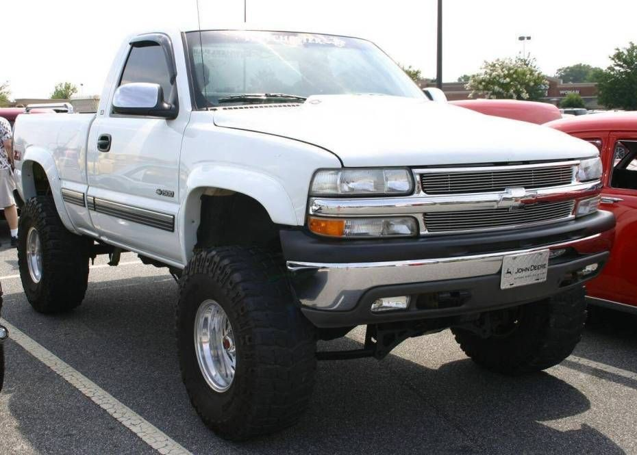 Lifted 2014 Chevy Silverado Ltz With Images Lifted Chevy