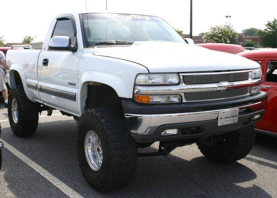 Lifted Chevrolet Silverado 2000 Chevy 1500 4x4