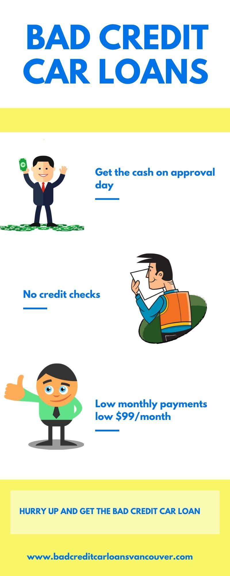 Worried About Poor Credit? Get Bad Credit Car Loans Surrey