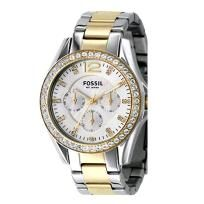 Fossil Two Toned Stella Watch