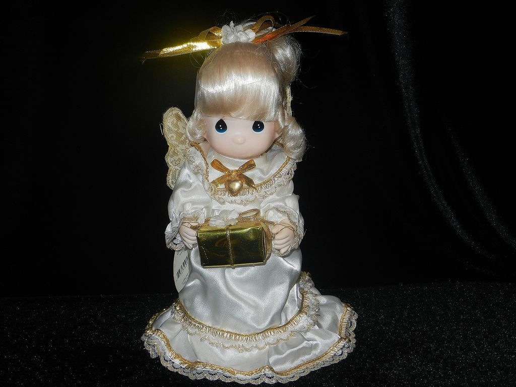 Vintage Precious Moments Gift Of Joy Tree Topper 2008