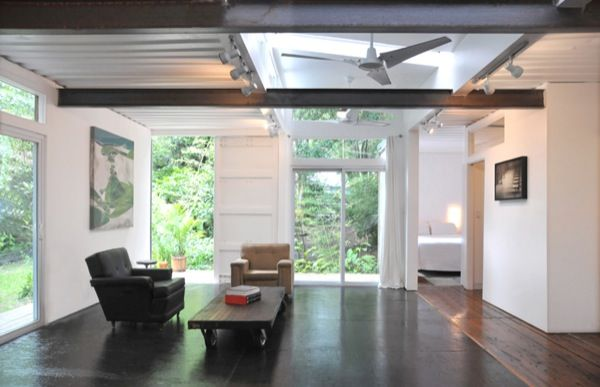 shipping container house interior. container house interior  Google zoeken Container