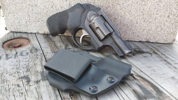 Ruger LCR  357 Mag /Ruger LCR  38 Mag Kydex Holster Concealed Carry