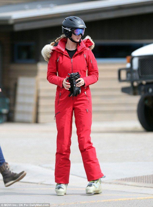 Ivanka Trump Brings Some Bond Girl Beauty To The Aspen Slopes