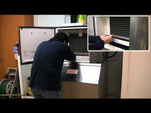 Does your commercial ice maker have bacteria slime? Ugh! Check out this video for a solution in the ice wand: http://www.freshwatersystems.com/p-2619-ice-wand.aspx