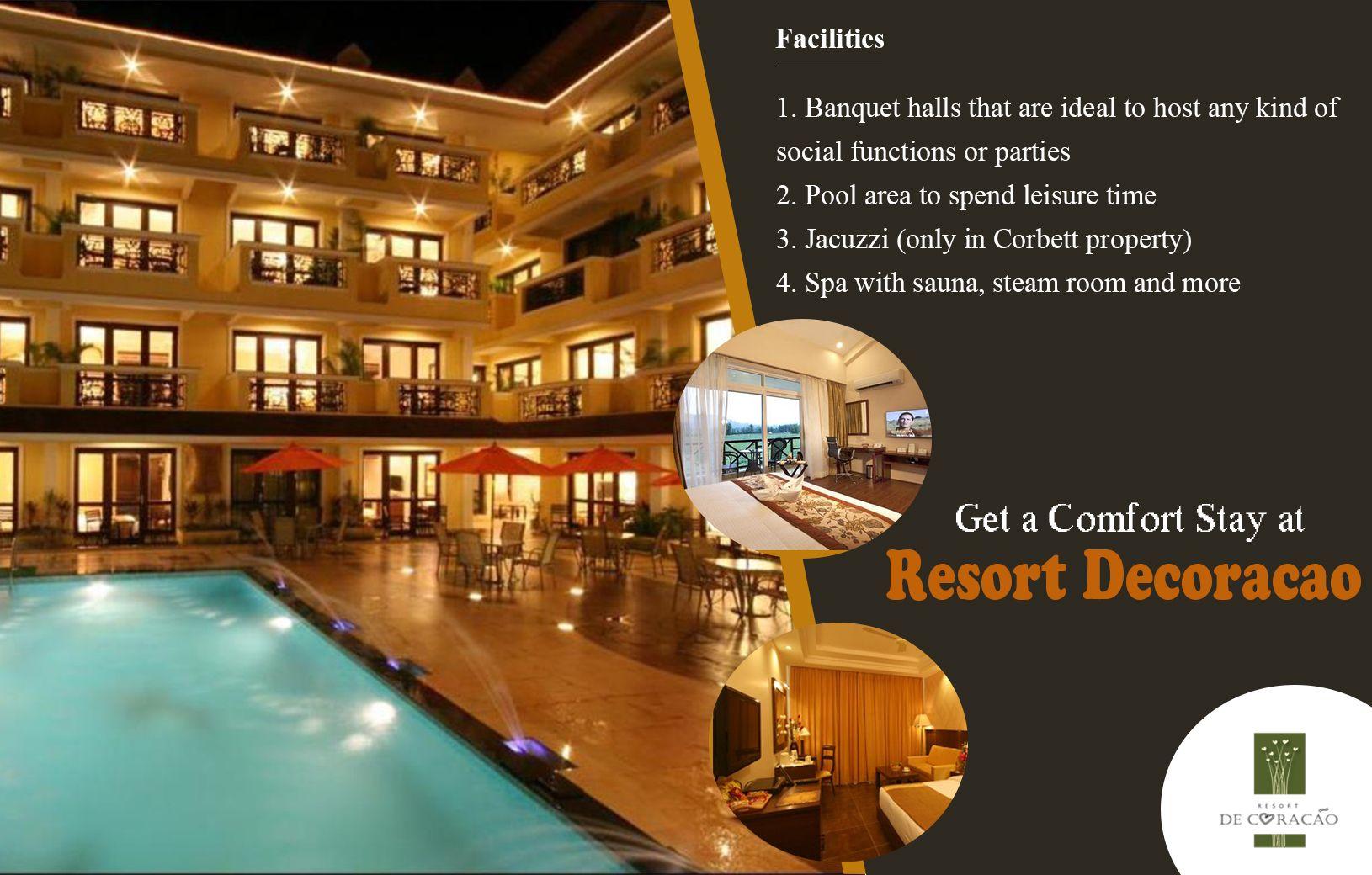 Luxurious Five Star Hotel In Goa Resort Goa Pool Area