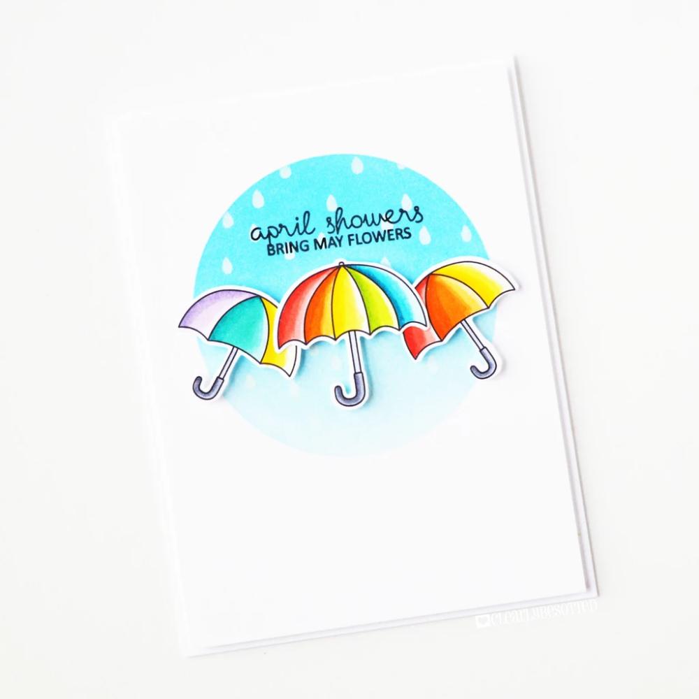 April Showers #largeumbrella