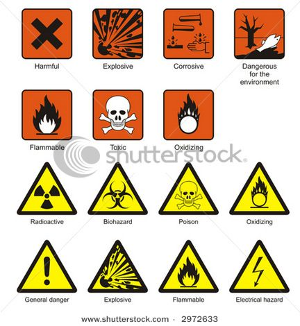 Lab Signs Logo Pinterest Hazard Symbol Safety And Physical