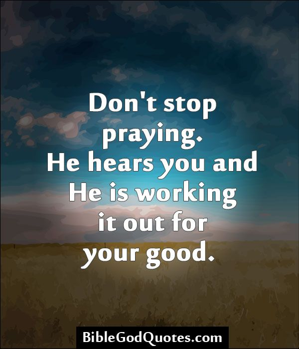Prayer Quotes From Bible Don