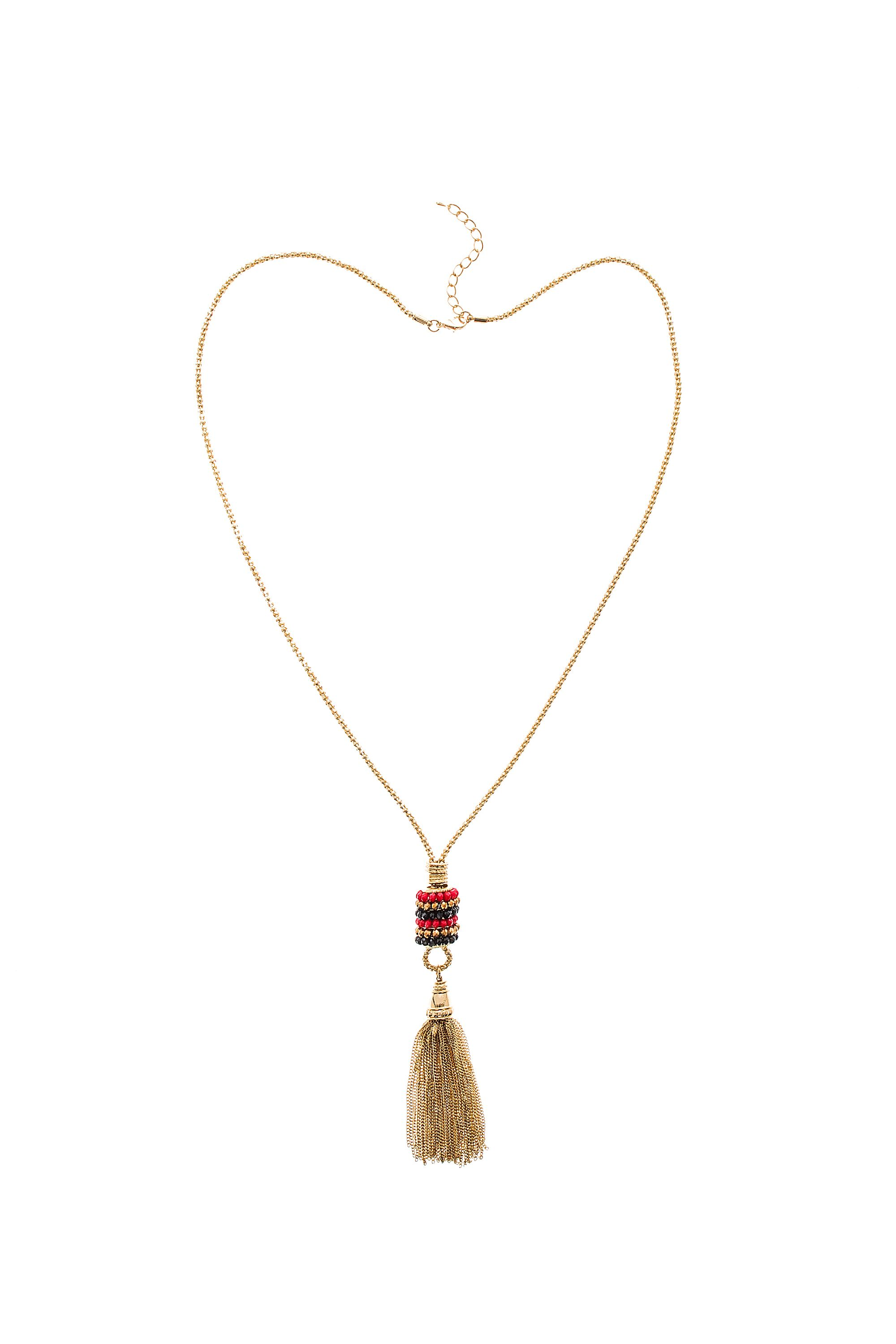NECKLACE WITH PENDENT