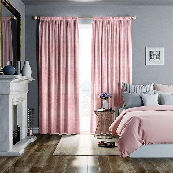 Eternity Linen Candyfloss Curtains | house | Pinterest | Linens ...