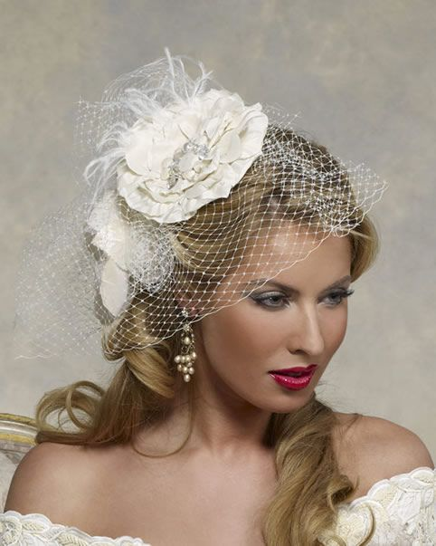 Looks Of Birdcage Veils May I Wear Fascinators Or Weddings Engagement