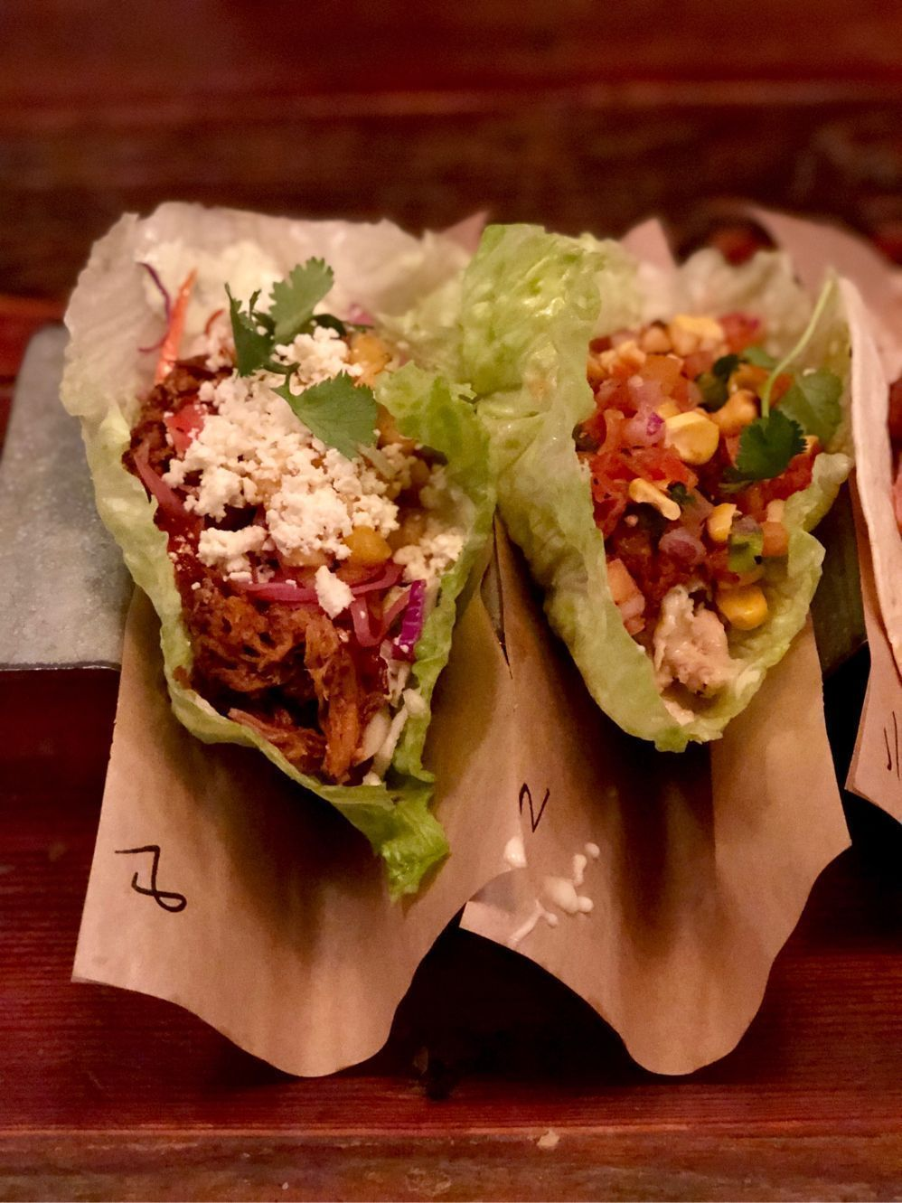 We are taco foodies! Whenever my sons and I travel