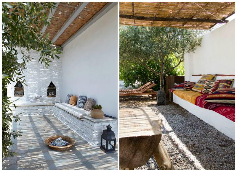Ideas para reformar tu patio o terraza la bici azul for Patios y terrazas disenos
