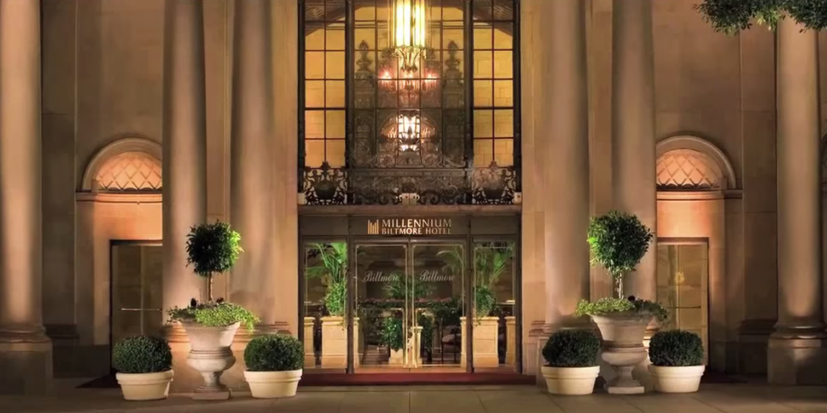 Millennium Biltmore Hotel Los Angeles Weddings Get Prices For Wedding Venues In