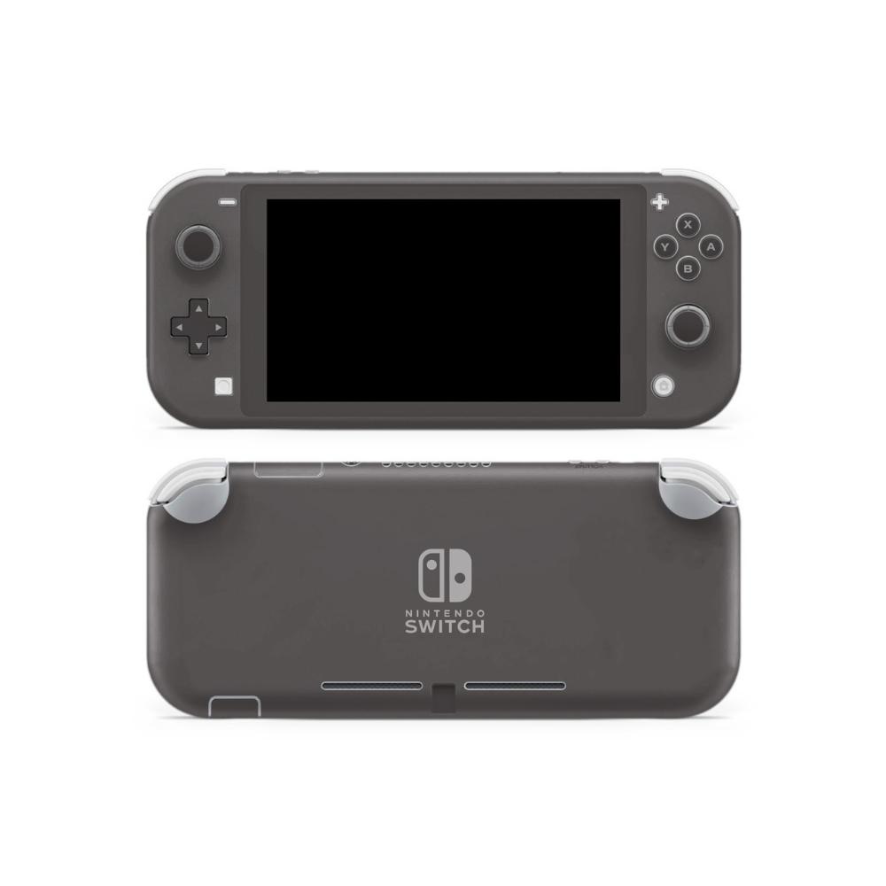 Charcoal Switch Lite Skin Switch Nintendo Lite
