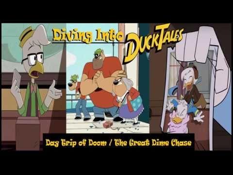 daytrip of doom ducktales