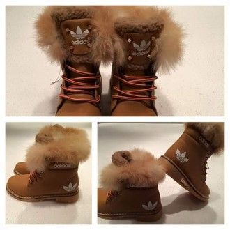 Related image in 2019 | Adidas boots, Boots, Brown leather boots