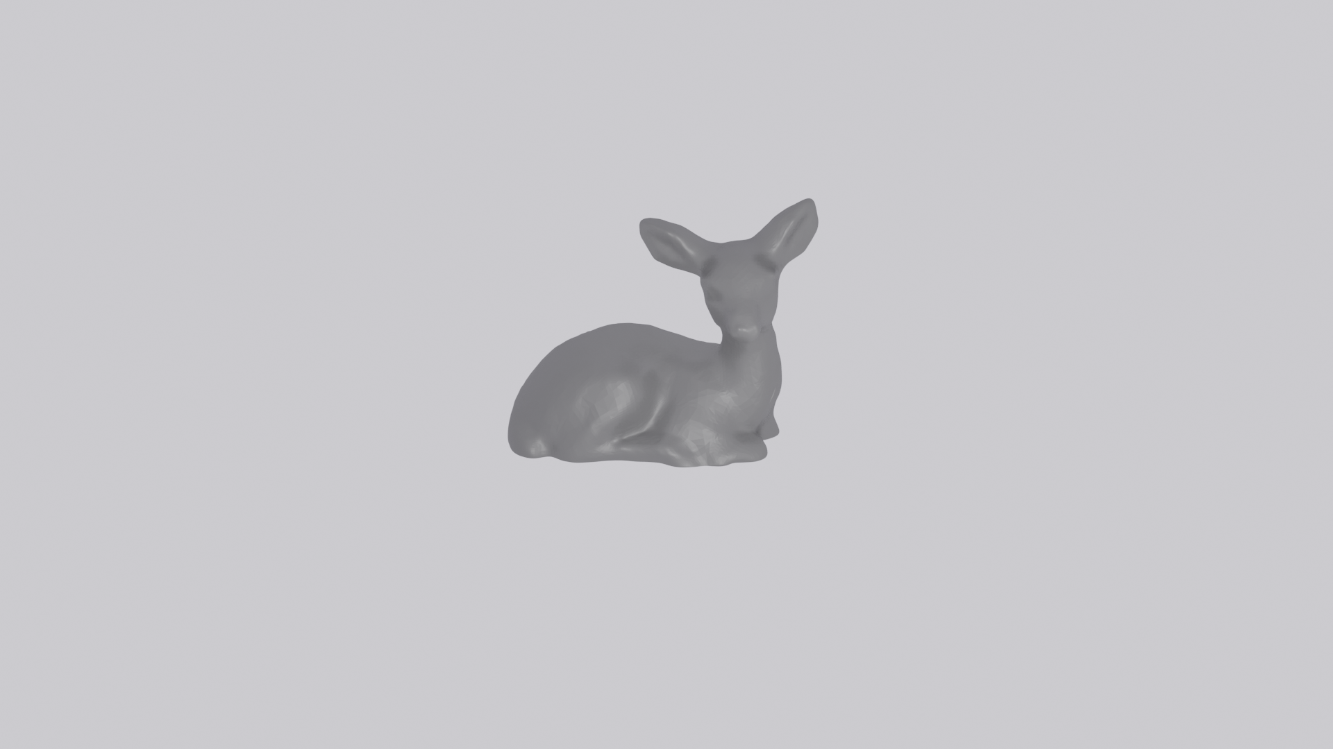 Thingiverse Vintage Time Australia Young Fawn in 2020