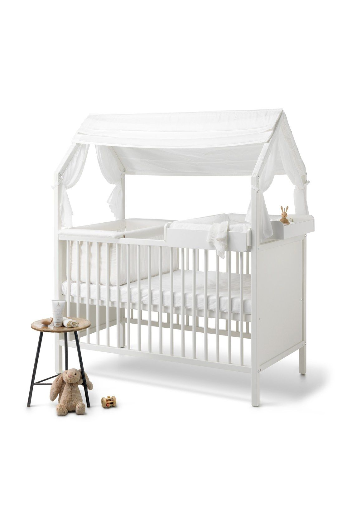 adorable crib canopy baby girl pinterest cot baby things and