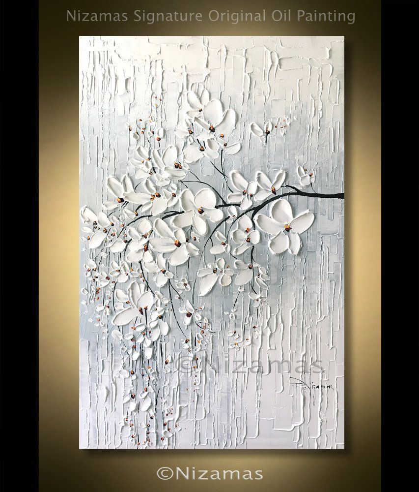 Painting On Canvas White Essence Original Texture Wall Art By Etsy Textured Wall Art Palette Art Texture Painting On Canvas